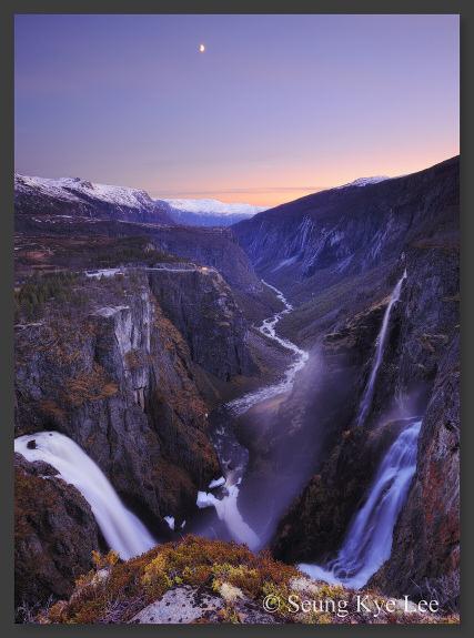 Vøringsfossen, Norway, fine art waterfalls, waterfall photos, landscape photographers, landskapsbilder, fosser, naturbilder, naturfotografer
