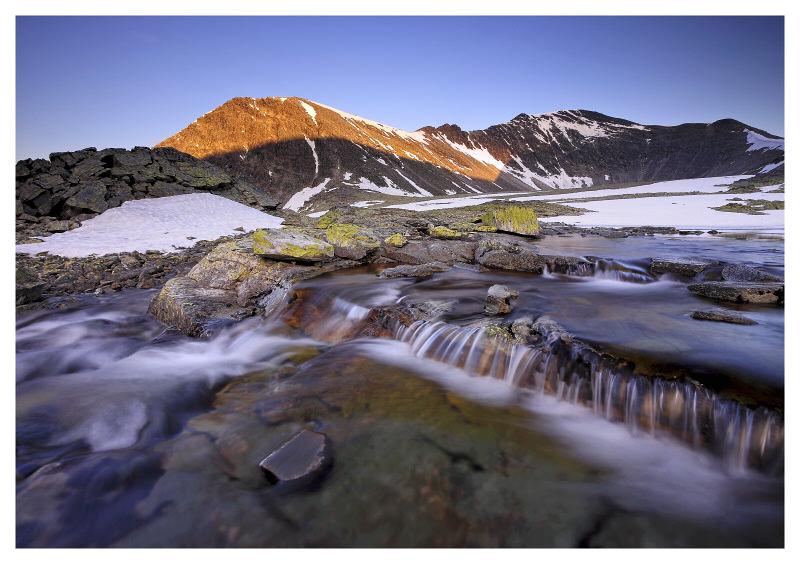 landskapsbilder, landskapsfotografi, fjellbilder, naturfoto, Rondane, Steet