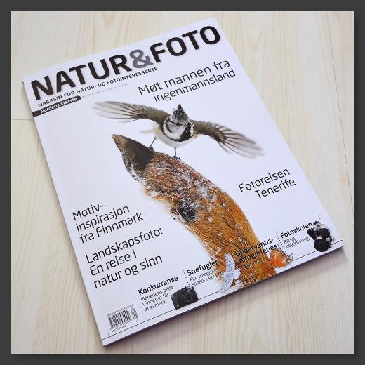 Natur & Foto naturfotografi, nordiske fotografer, fotomagasin, norske naturbilder