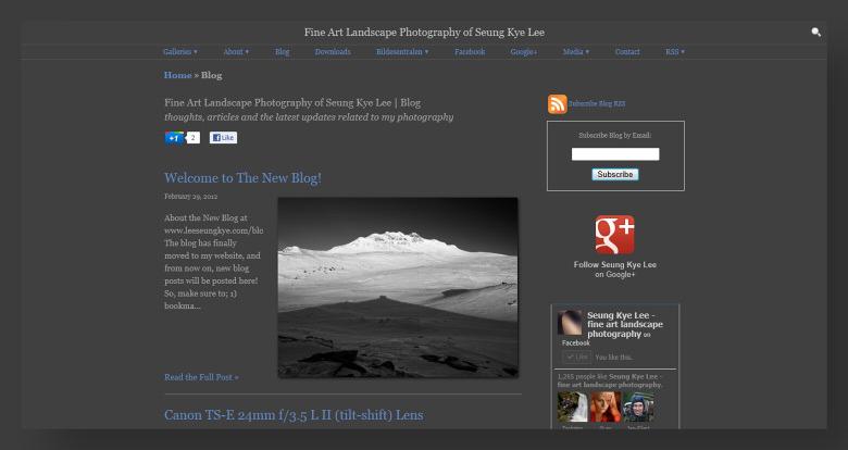 www.leeseungkye.com/blog, fine art landscape photography blog of Seung Kye Lee, norske landskapsfotografer, naturfotografi